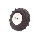 Linker Reifen inkl. Felge für Ackerfräse FX-AF200